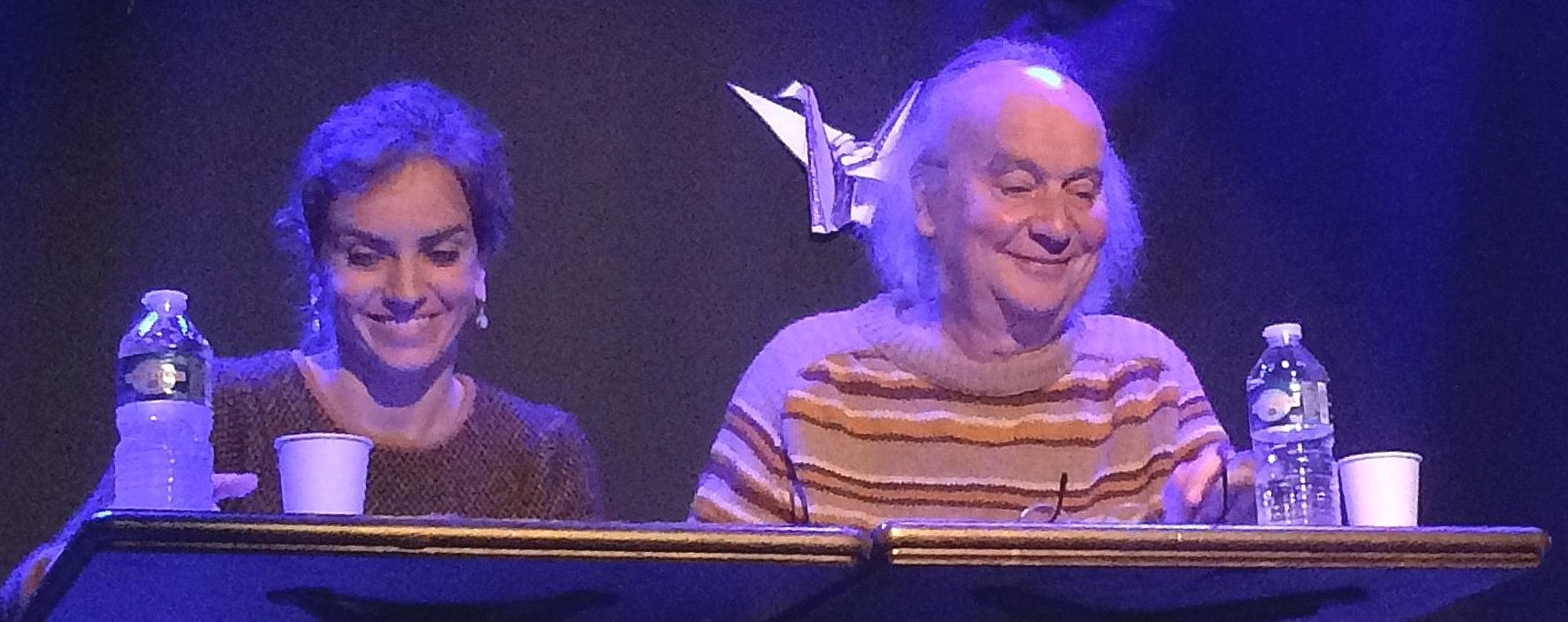 Flore et Michel